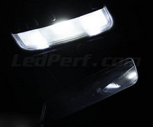 Pack interior luxo full LEDs (branco puro) para Volkswagen Polo 6R / 6C1 - Light
