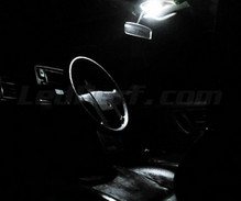Pack interior luxo full LEDs (branco puro) para Volkswagen Golf 2