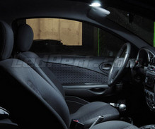 Pack interior luxo full LEDs (branco puro) para Ford Puma