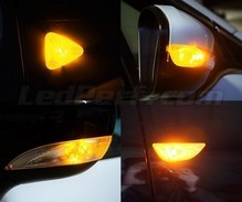 Pack repetidores laterais LED para Peugeot 206