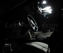 Pack interior luxo full LEDs (branco puro) para Mercedes CLS (W219)