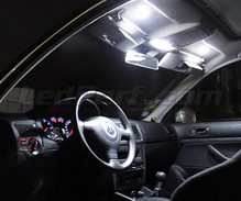 Pack interior luxo full LEDs (branco puro) para Volkswagen Golf 4