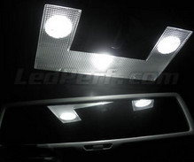 Pack interior luxo full LEDs (branco puro) para Volkswagen Polo 6R / 6C1 - Plus