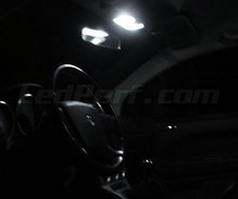 Pack interior luxo full LEDs (branco puro) para Dodge Caliber