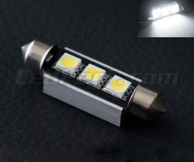 LED festoon 42mm LIFE - Branco - Anti-erro computador de bordo - C10W
