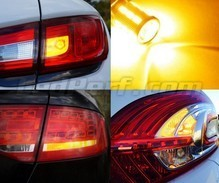 Pack piscas traseiros LED para Peugeot 807