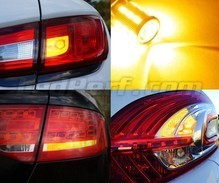 Pack piscas traseiros LED para Ford Ranger III