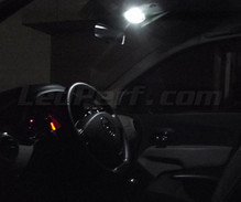 Pack interior luxo full LEDs (branco puro) para Dacia Lodgy