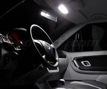 Pack interior luxo full LEDs (branco puro) para Skoda Roomster