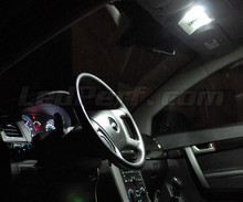 Pack interior luxo full LEDs (branco puro) para Chevrolet Captiva