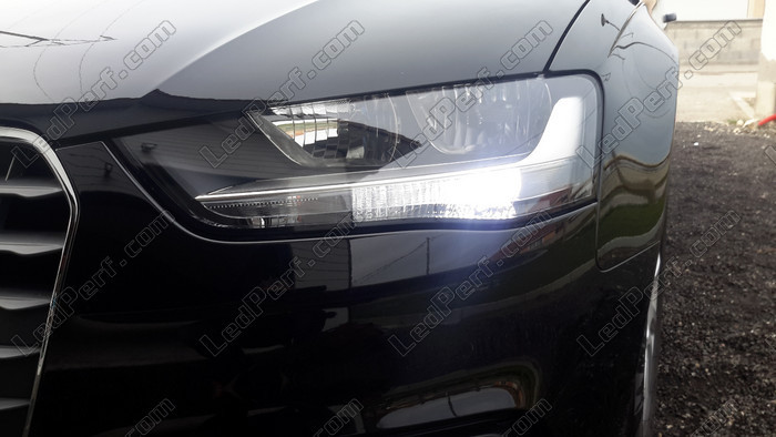 Led AUDI A4 2014 attraction 2.0 tdi 120 Tuning