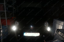 Led FIAT 500 2013 Cabriolet Abarth 1.4 T-jet Tuning