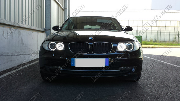 Led BMW SERIE 1 2007 118d Sport Série 1 Phase 2 Tuning